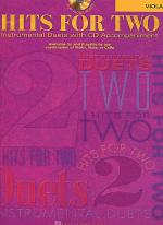 Hits For Two Sheet Music