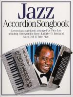 Jazz Accordion Songbook Sheet Music
