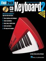 Fast Track: Keyboard - Book Two Sheet Music