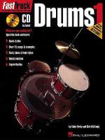 Fast Track: Drums - Book One Sheet Music