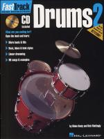 Fast Track: Drums - Book Two Sheet Music