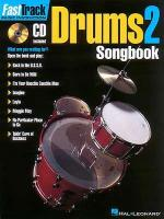 Fast Track: Drums 2 - Songbook One Sheet Music