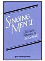 Singing Men II Sheet Music
