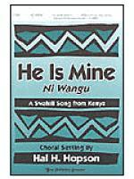 He is Mine Sheet Music
