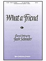 What a Friend Sheet Music