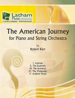The American Journey for Piano and String Orchestra Sheet Music