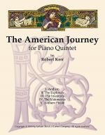 The American Journey for Piano Quintet Sheet Music