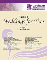 Weddings for Two - Violin II part Sheet Music