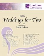 Weddings for Two - Viola part Sheet Music