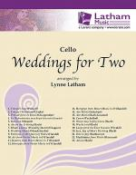 Weddings for Two - Cello part Sheet Music