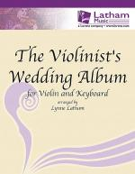 The Violinist's Wedding Album for Violin and Keyboard Sheet Music