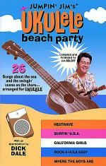 Jumpin' Jim's Ukulele Beach Party Sheet Music