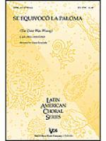 Se Equivoco La Paloma (The Dove Was Wrong) Sheet Music