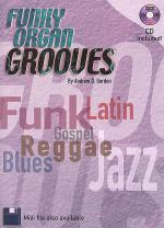 Funky Organ Grooves Sheet Music