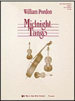 Midnight Tango Sheet Music