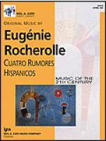 Cuatros Rumores Hispanicos Sheet Music