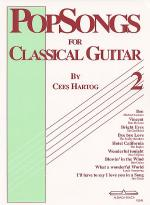 Popsongs for Classical Guitar vol.2 Sheet Music