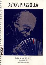 Maria de Buenos Aires Sheet Music