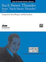 Such Sweet Thunder (from Such Sweet Thunder) Sheet Music
