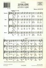 Notre Pere, Op. 14, No. 4 Sheet Music