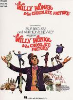 Willy Wonka & The Chocolate Factory Sheet Music