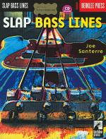Slap Bass Lines Sheet Music