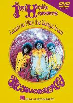 Learn To Play The Songs From Are You Experienced (DVD) Sheet Music