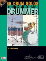 66 Drum Solos For The Modern Drummer Sheet Music