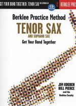 Berklee Practice Method: Tenor Sax And Soprano Sax Sheet Music