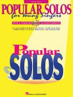 Popular Solos for Young Singers Sheet Music