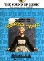 The Sound of Music - Instrumental Solos for Clarinet (with CD) Sheet Music