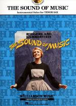 The Sound of Music - Instrumental Solos for Tenor Sax (with CD) Sheet Music