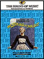 The Sound of Music - Instrumental Solos for Trombone (with CD) Sheet Music