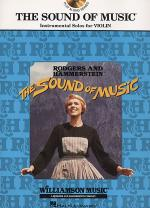 The Sound of Music - Instrumental Solos for Violin (with CD) Sheet Music