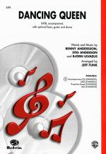 Dancing Queen - SATB Sheet Music