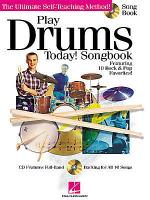 Play Drums Today! Songbook Sheet Music