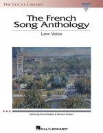 The French Song Anthology - Low Voice Sheet Music