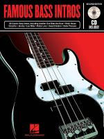 Famous Bass Intros Sheet Music