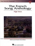 The French Song Anthology - High Voice Sheet Music