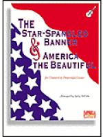 Star-Spangled Banner & America the Beautiful 2 in 1 Sheet Music