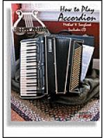 How to Play the Accordion: Method & Songbook Sheet Music