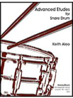 Advanced Etudes For Snare Drum Sheet Music