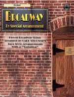 Broadway By Special Arrangement - Clarinet Part/CD Sheet Music