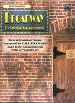 Broadway By Special Arrangement - Tenor Sax Part/CD Sheet Music