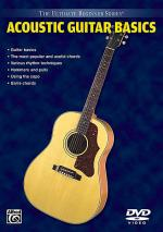 Ultimate Beginner Series - Acoustic Guitar Basics Sheet Music