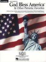 God Bless America & Other Patriotic Favorites - Clarinet Sheet Music