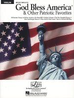 God Bless America & Other Patriotic Favorites - Violin Sheet Music