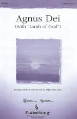 Agnus Dei (with 'Lamb of God') Sheet Music