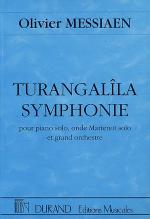 Turangalîla Symphonie (Version 1990) Sheet Music
