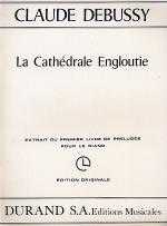 La Cathédrale Engloutie (The Sunken Cathedral) Sheet Music